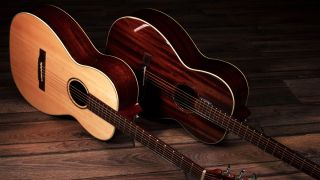 Rathbone No. 6 Parlor guitars