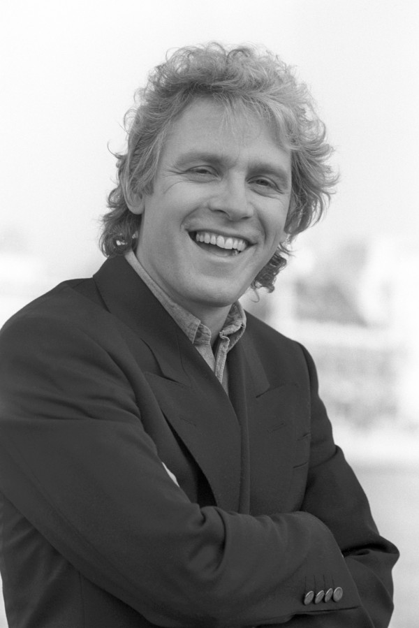 Paul Nicholas in his younger days
