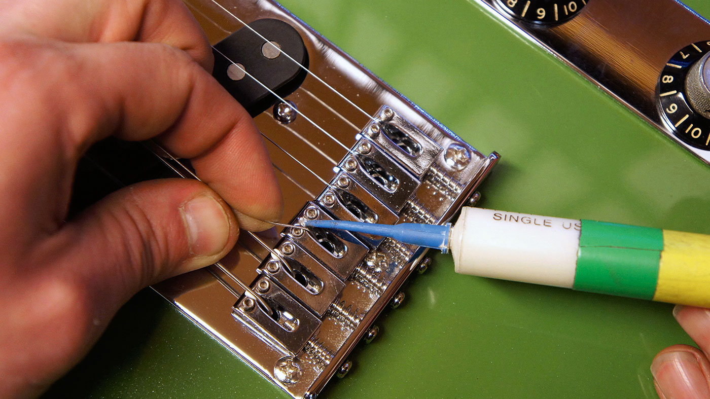 How to make a guitar stay in tune | MusicRadar