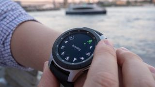 The Samsung Galaxy Watch can track a lot of activities