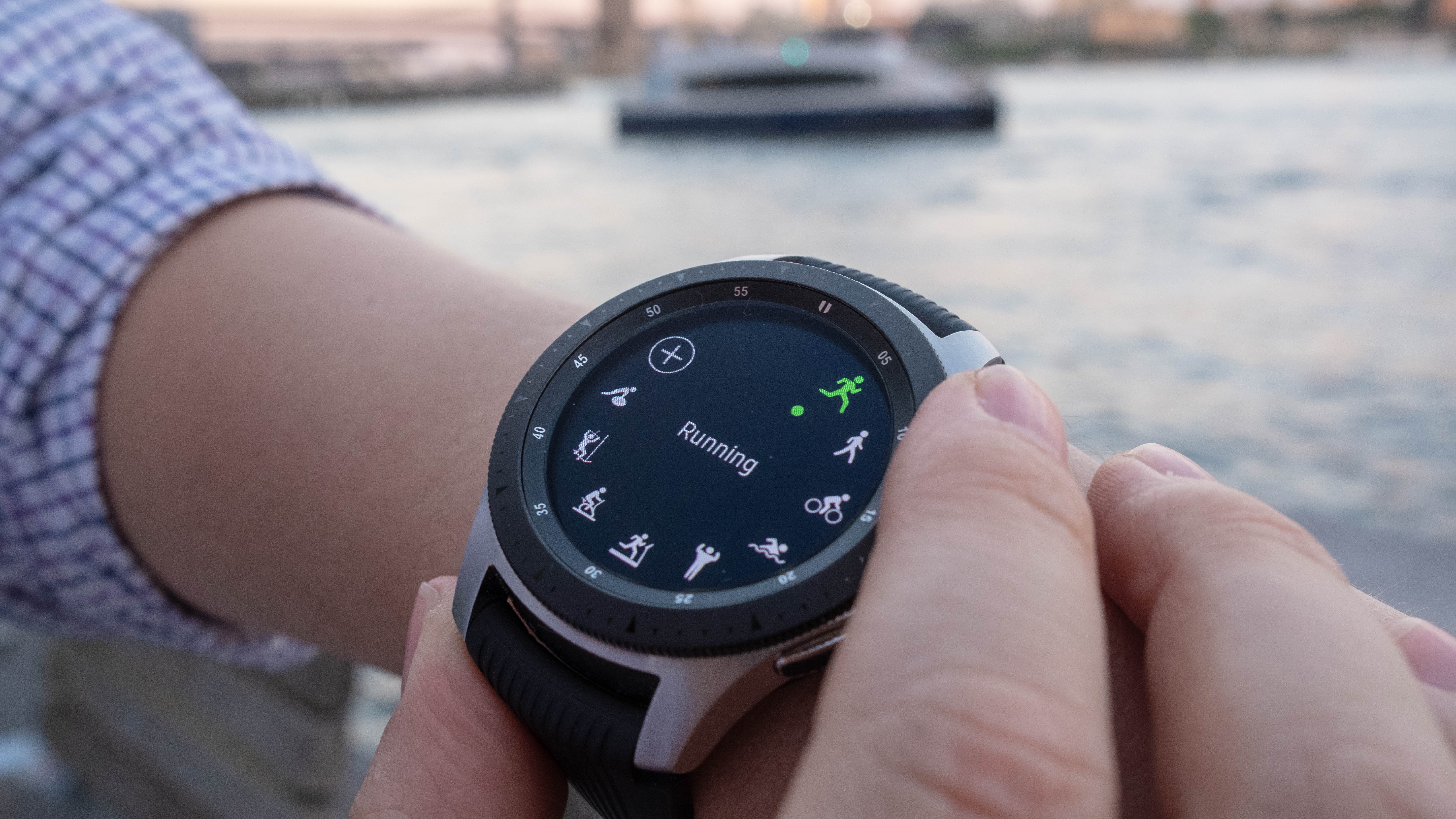11912a7bc59 Samsung s next smartwatch may be called the Galaxy Watch Active ...