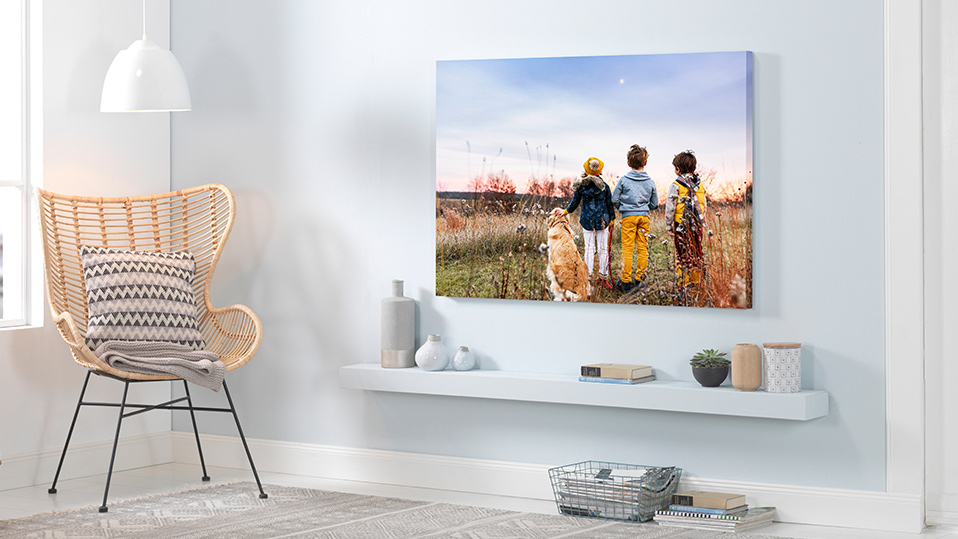 The Best Canvas Print Services In 2021 Digital Camera World
