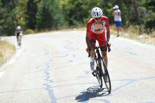 Guillaume Martin (Cofidis) climbs to third place at the 2020 Mont Ventoux Dénivelé Challenge