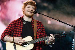 Ed Sheeran will join Celebrity Gogglebox