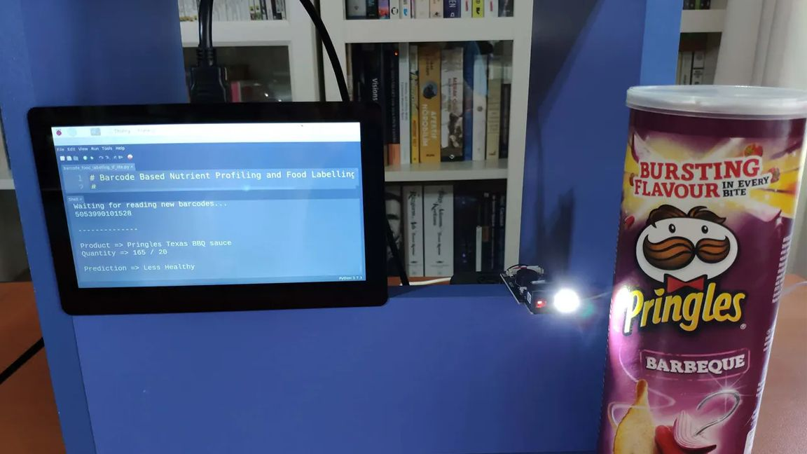 This Raspberry Pi Project is Good For You