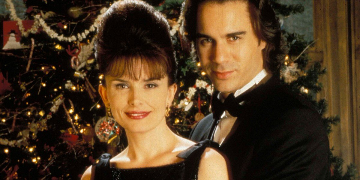 Eric McCormack and Roma Downey in Borrowed Hearts