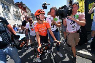 Marianne Vos (CCC-Liv) wins 2019 La Course by Le Tour de France