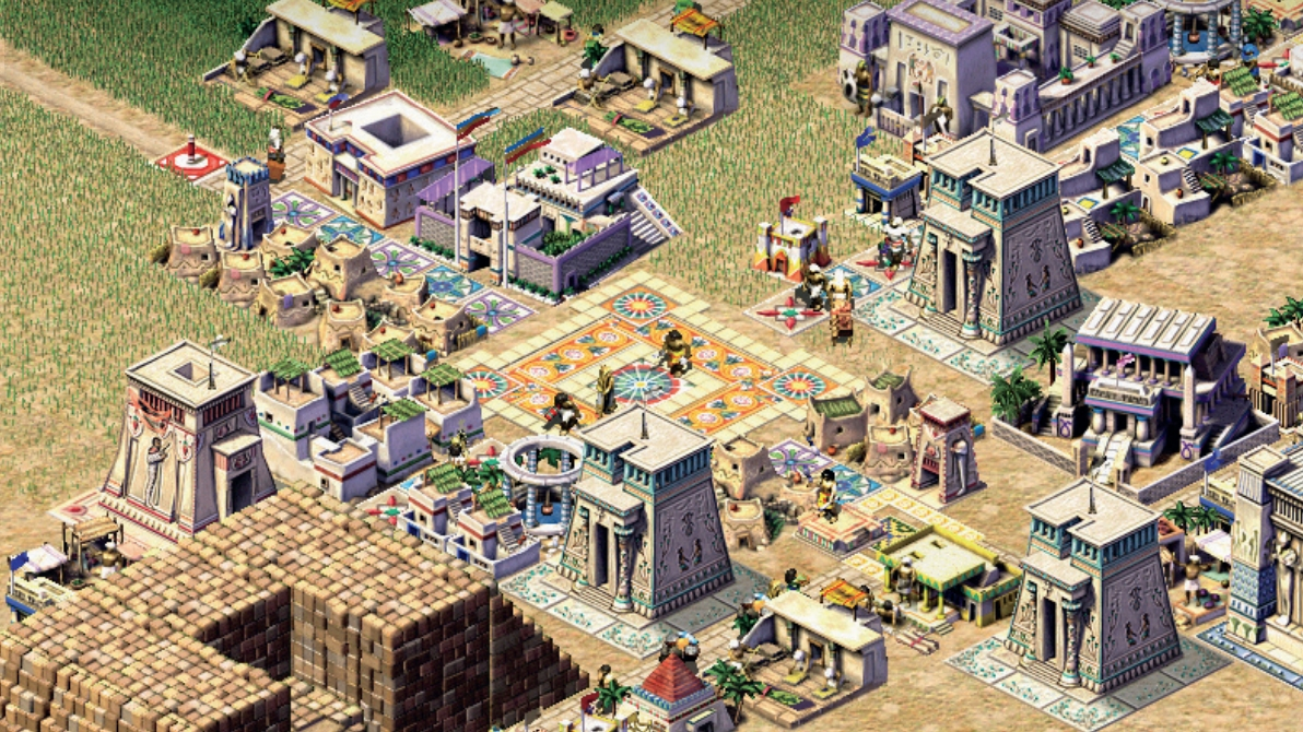 Revisiting Pharaoh, the complex city-builder that rewards