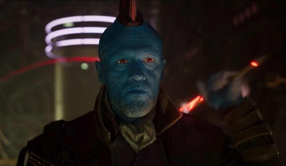 Guardians of the Galaxy 2 Michael Rooker Yondu