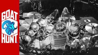 The greatest drummers of all time - Peart!