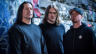 A press shot of dying fetus