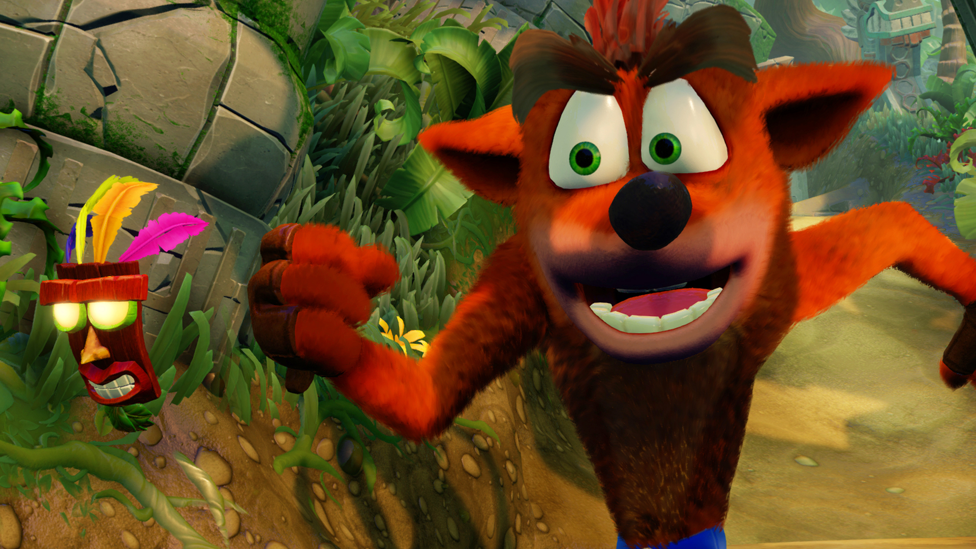 Crash Bandicoot N Sane Trilogy Review Makes The Binding Of