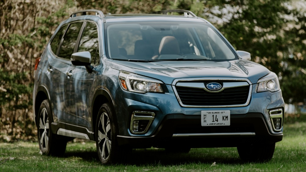 How the 2019 Subaru Forester knows you're falling asleep | TechRadar