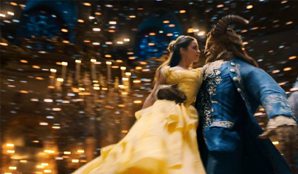 Beauty and the Beast Disney 2017