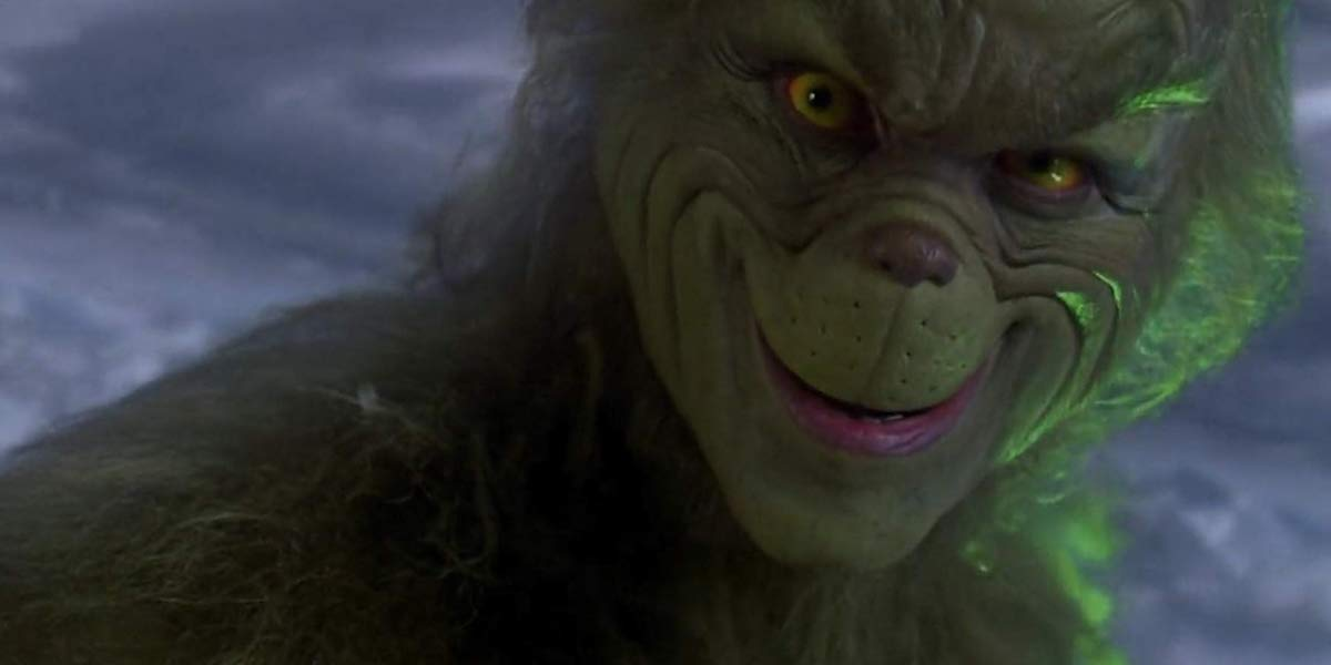 Watch Sonic The Hedgehog's Jim Carrey Instantly Pop Back Into Character As The Grinch
