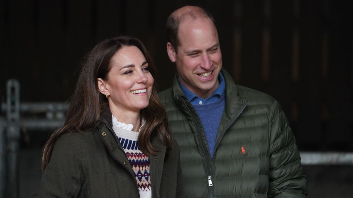 Prince William and Kate Middleton love this household hobby, but he admits one is definitely better at it than the other