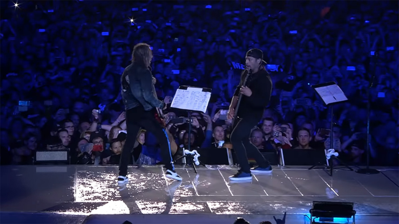 Watch Metallica cover Rammstein classic Engel in Berlin | Louder