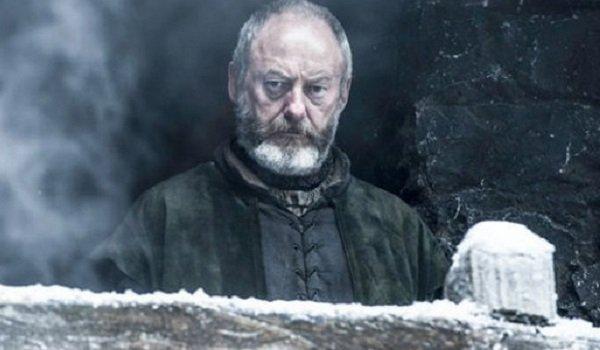 Ser Davos Liam Cunningham Game of Thrones HBO