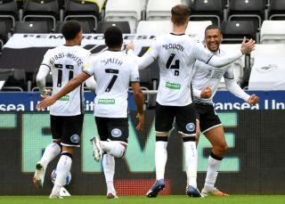 Swansea City v Millwall – Sky Bet Championship – Liberty Stadium