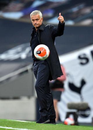 Tottenham Hotspur v Manchester United – Premier League – Tottenham Hotspur Stadium