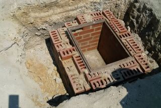 a drain within the boundary of your extension will require a build over agreement