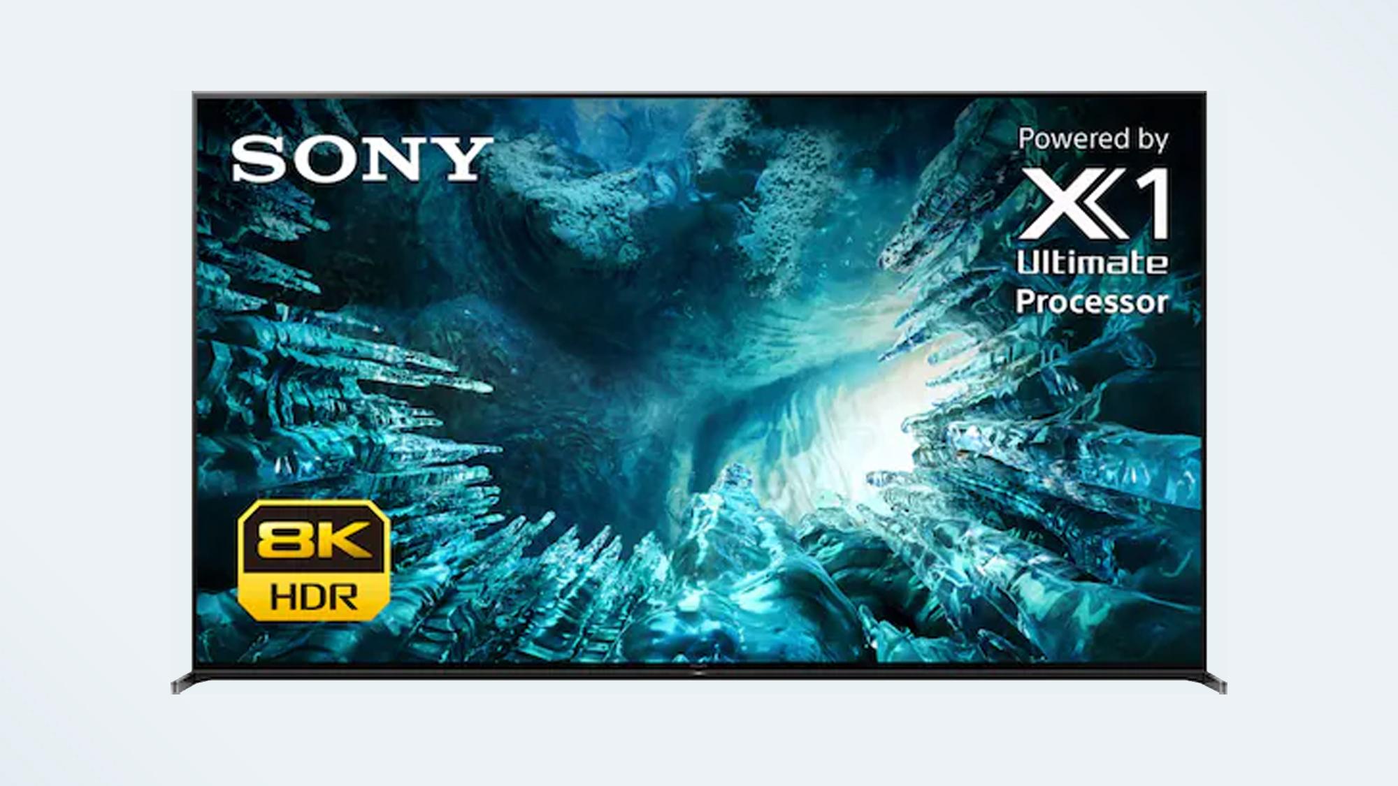 Best 8K TVs: Sony Z8H 8K Android TV