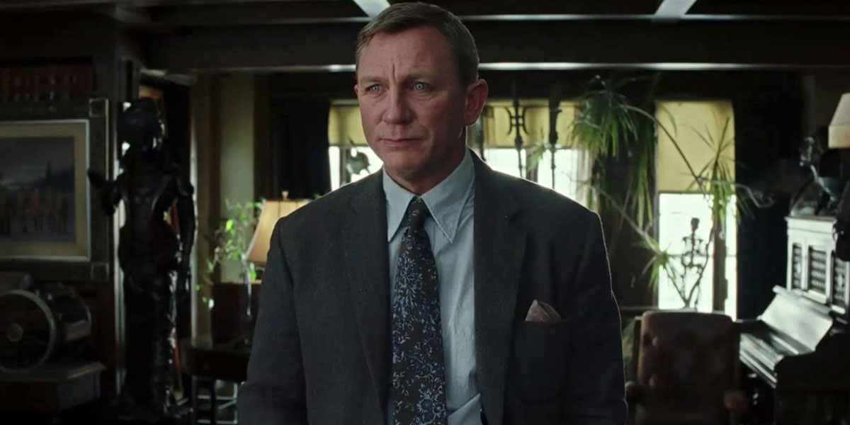 Daniel Craig Explains Why His Knives Out Character Has A Southern Accent