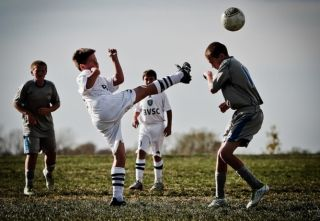 concussion, soccer, football