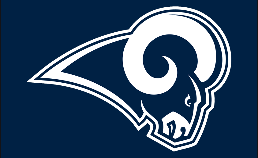 people still aren t over the la rams logo creative bloq la rams logo