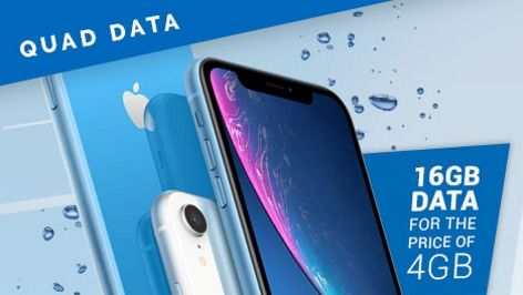O2 quadruples its data on select top-tier mobile phone deals for Black Friday