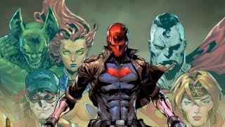 Red Hood in DC Comics
