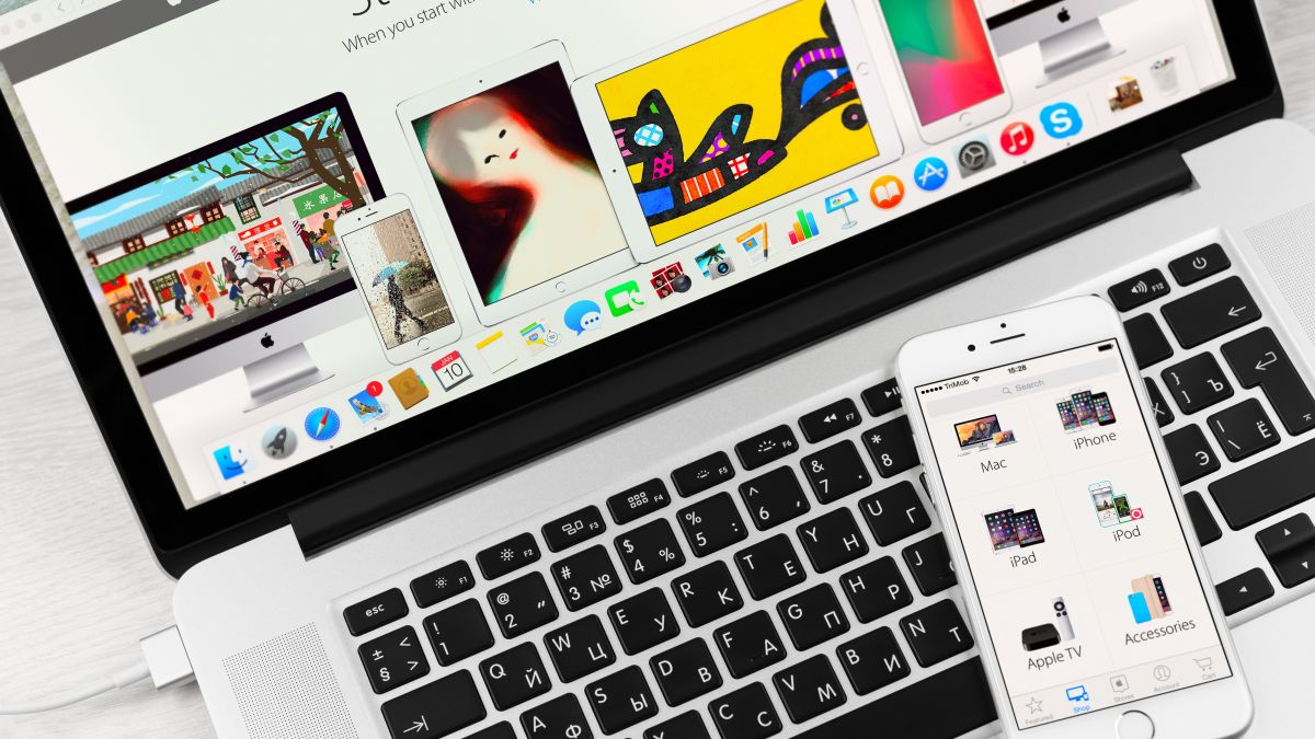 Here's how iPhone and iPad syncing will work in macOS