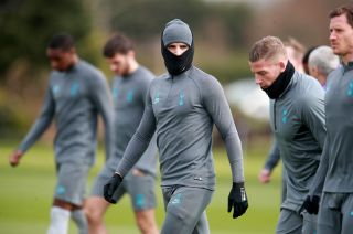 Premier League Training File Photo