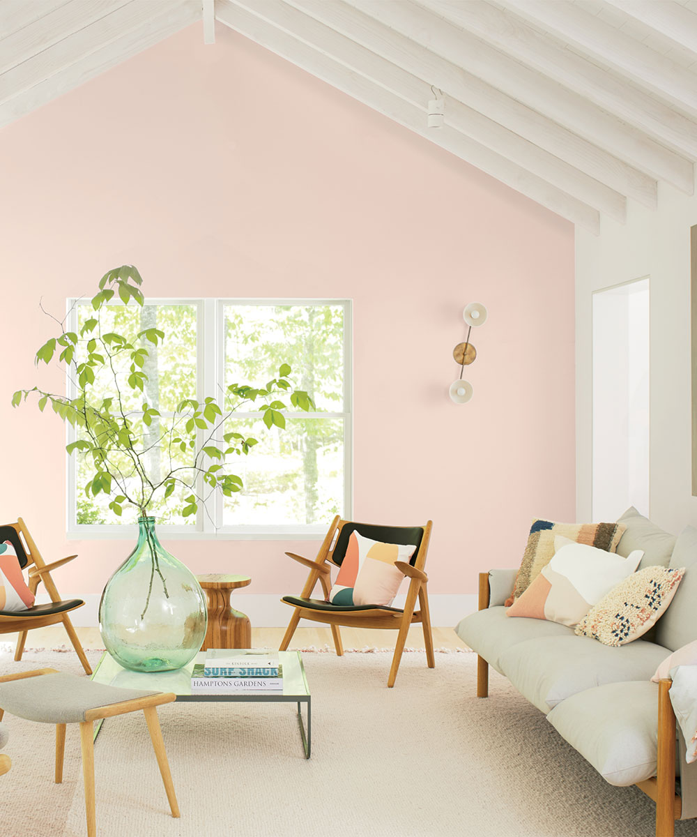 Introducing Benjamin Moore's Colour of the Year – First Light