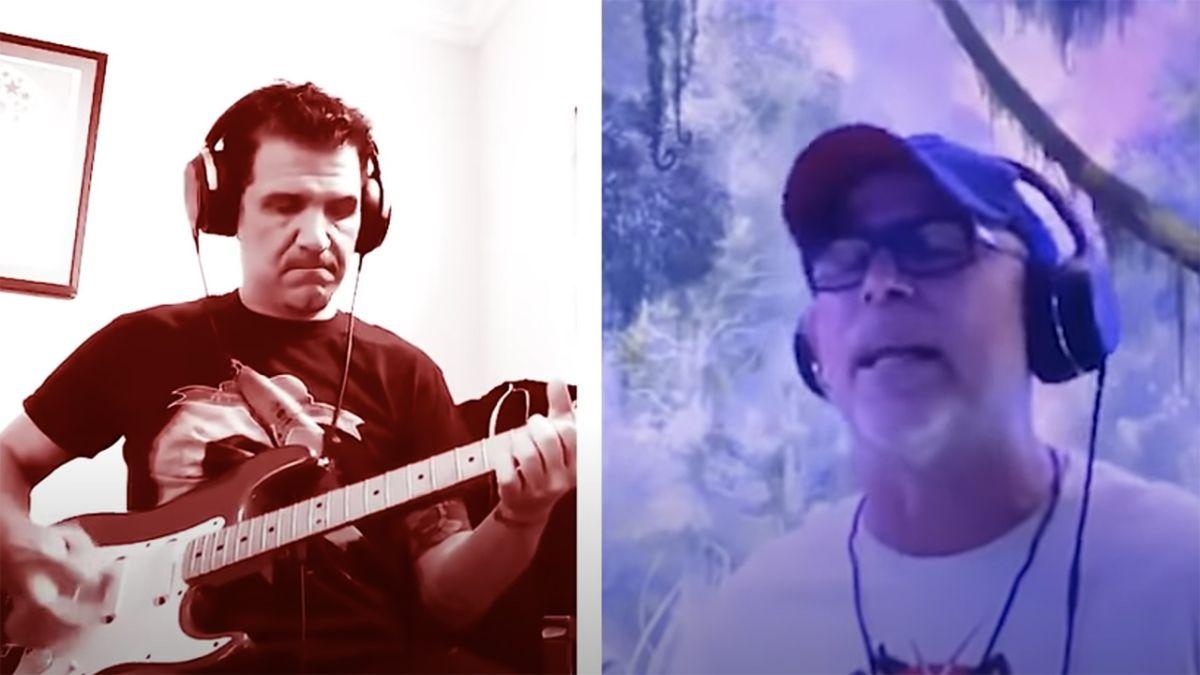 Charlie Benante reunites with John Bush for Anthrax's Packaged Rebellion