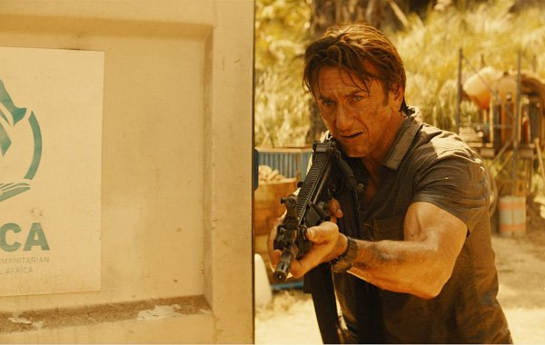 The Gunman Sean Penn