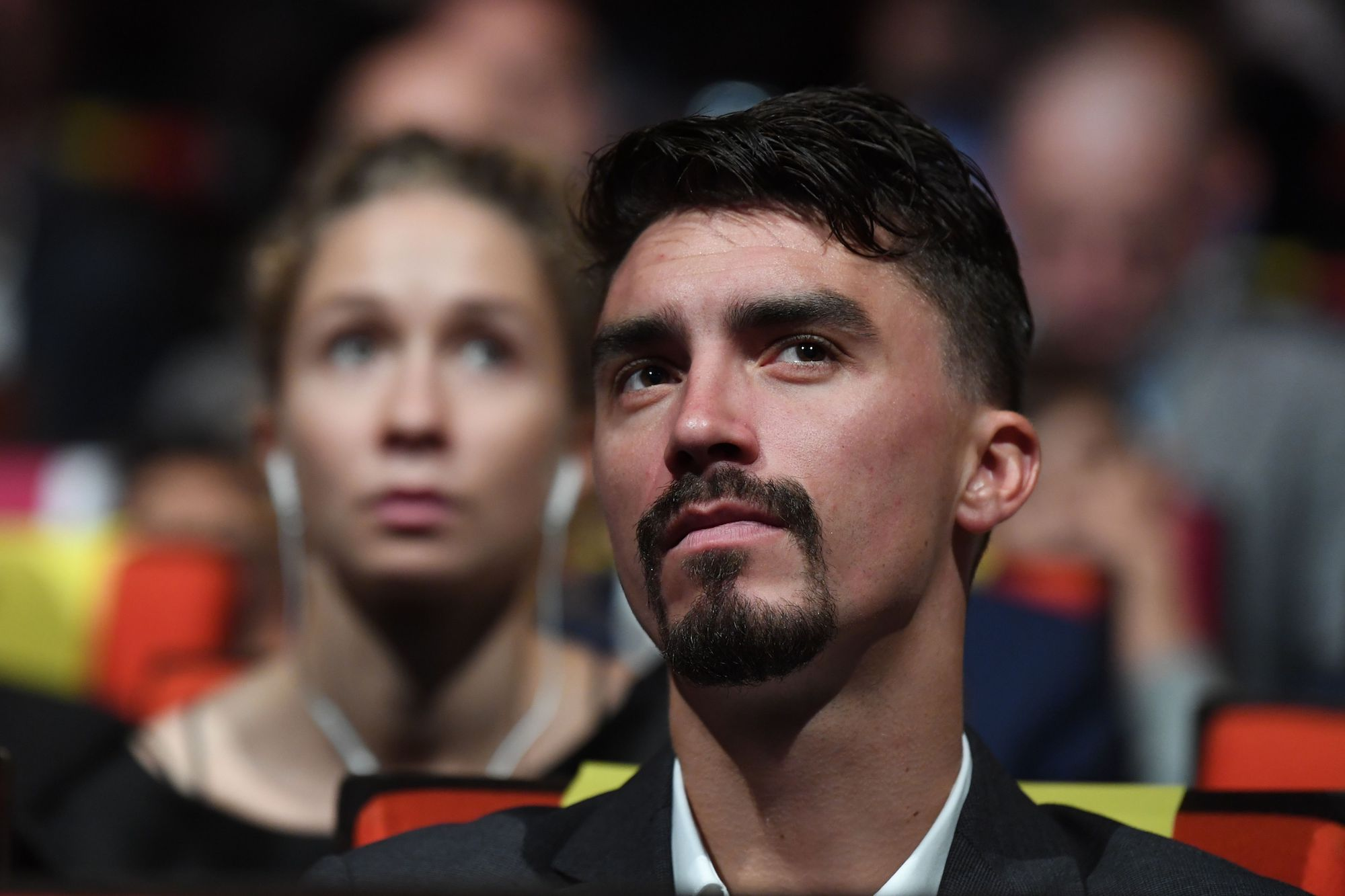 Julian Alaphilippe wins best rider of the year at Velo d'Or 2019