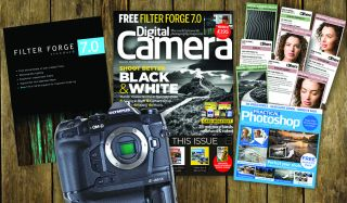 Digital Camera March 2019 issue bundle L