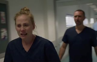 Holby City Jac Naylor breaks down