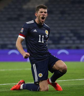 Scotland v Israel – UEFA Nations League – Group F – Hampden Park
