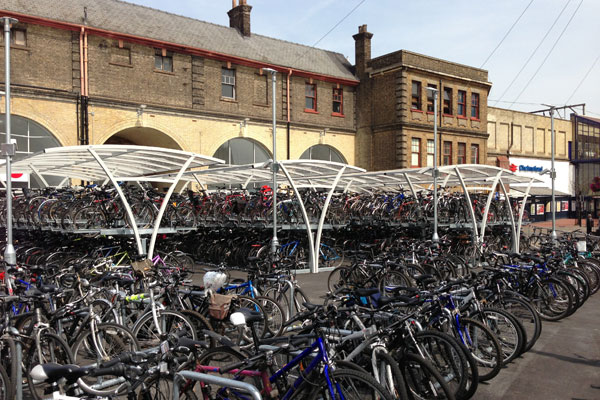 CyclePoint, Chelmsford, station, bike, storage,