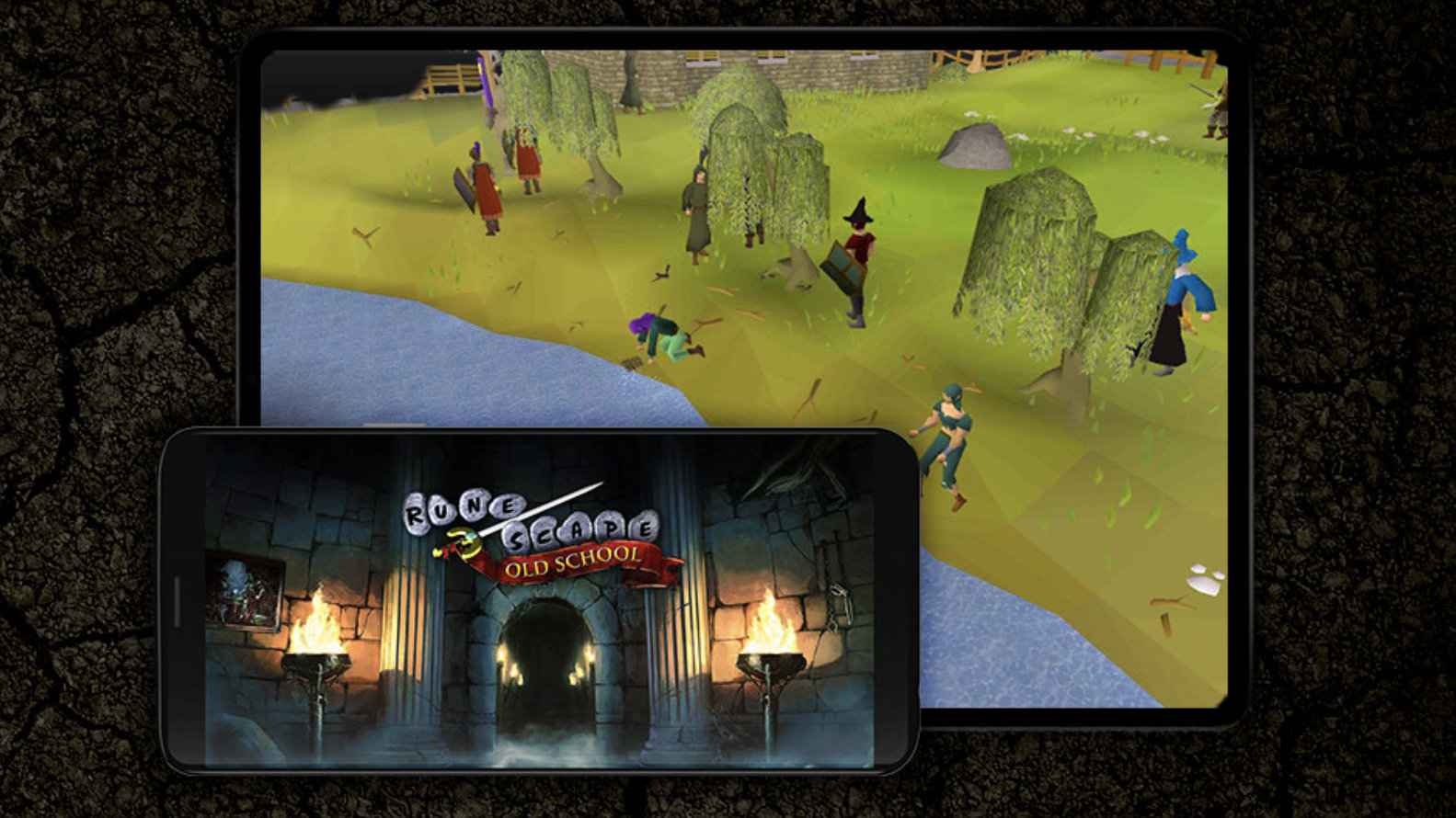 Old School Runescape' is now available on your phone   TechRadar