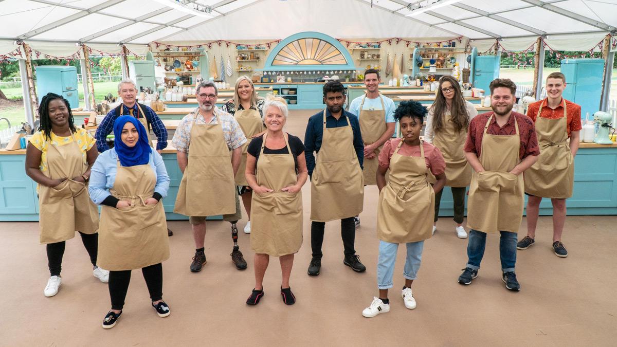 Season 11 contestants of The Great British Bake Off.