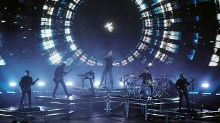 Architects perform live