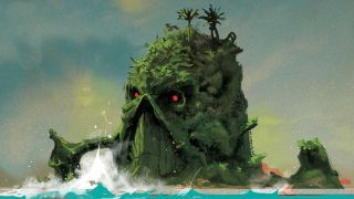 Swamp Thing Green Hell #1