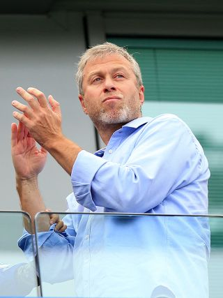 Roman Abramovich File Photo