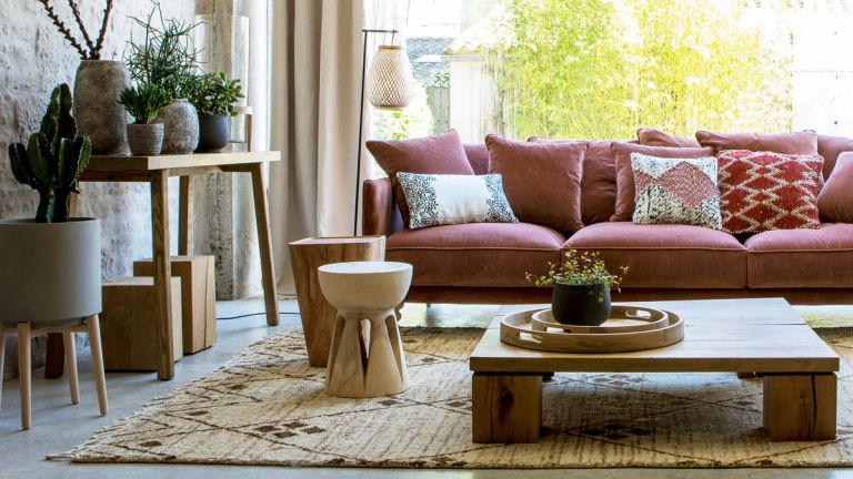 living room by La Redoute