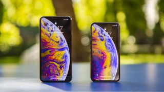 iOS 12 1 brings Apple SIM to iPhone XS & XR | TechRadar