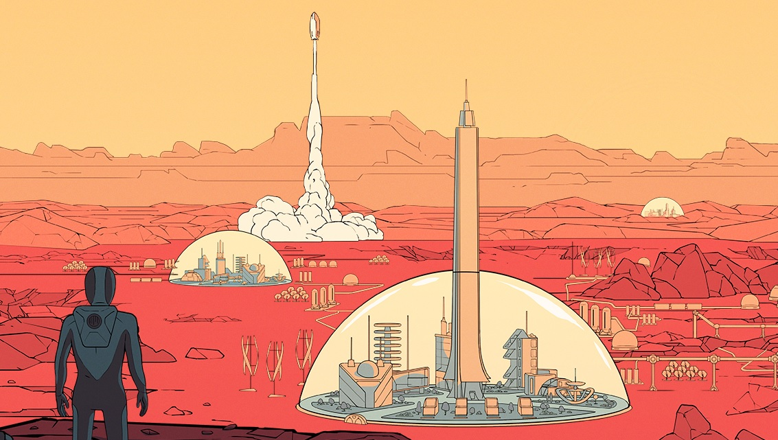 Surviving Mars Lageekroom blog gaming ciné série