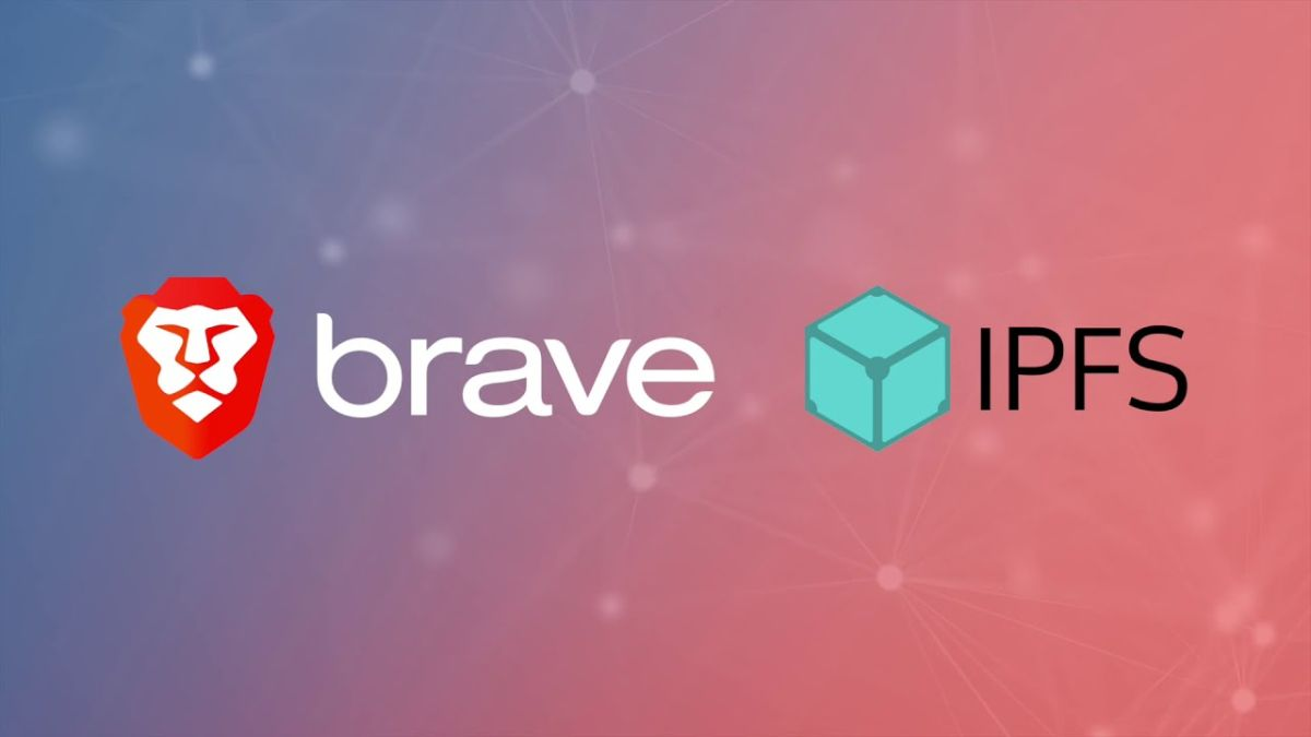 IPFS integration will allow Brave users to browse the decentralized web